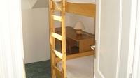 chambre lit superposé