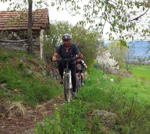 Séjour V.T.T. dans les Alpes du Sud