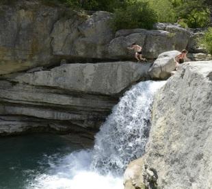 Séjour Rand'eau Dans les Alpes du Sud